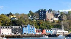 Western Isles Hotel Tobermory Enjoy the relaxed atmosphere, great food and wine, and an amazing location on the Isle of Mull, overlooking Tobermory Bay. Some rooms have wonderful sea views.