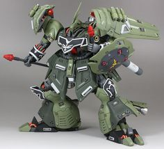 MSN-03 Jagd Doga (The Sleeves Version) | DesmondChieng.com