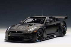 NISSAN GT-R GT1 FIA-GT 2010
