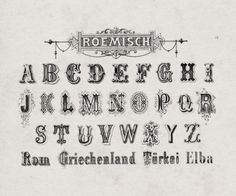 Stock Graphics Vintage Typography Fonts 36