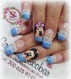 Beauty Brushes, Nails, Nail Design, Ongles, Finger Nails, Nail, Nail Manicure