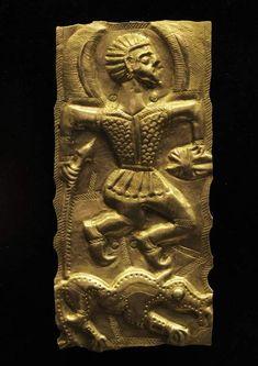 Thracian Treasure, Bulgaria, ca. 4th-3rd B.C.