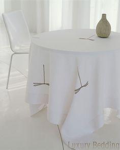 Скатерть лен Стрекоза от Catherine Denoual Maison