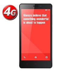 "Xiaomi RedMi Note 4G - Smartphone libre Android (pantalla 5.5"", cámara 13 Mp, 8 GB, Quad-Core 1.6 GHz, 2 GB RAM), blanco"
