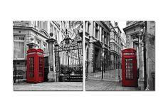 Cuadros personalizados de Londres