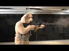 Tactical Ted at The Heritage Guild of Easton - YouTube