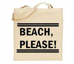 Beach Please Tote Bag. Beach Bag Tote. Beach Bachelorette Party. Beach bridesmaid gifts. Beach lovers gifts. Beach tote. Summer tote bag.
