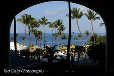 Lobby view to the ocean @Fairmont Kea Lani #fairmontkealani, #fairmontkealanimaui, #mauihotel, #mauiresort, #mauisouthside