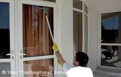 Window Cleaning Services Thamesmead