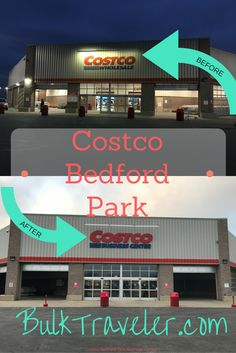 BulkTraveler visits the new Costco Wholesale Bedford Park Business Center.