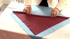 pliage serviette 1 Napkin Folding, Nouvel An, Mannequins, Napkins, Costumes, Diy, Inspiration, Style, Stuff Stuff