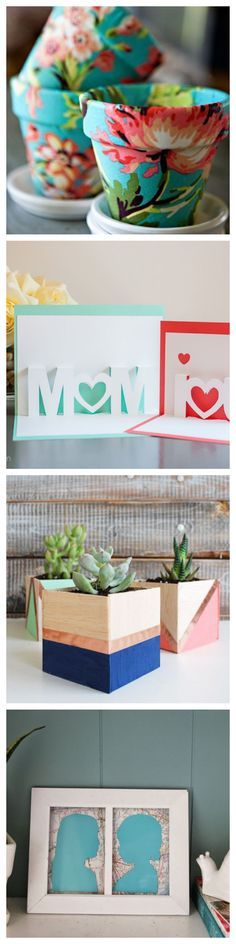 These DIY Ring Dishes Are Cuter Than Anything You Could Buy for Mother's Day Make the Perfect Homemade Gift for Mother's Day Source by . Homemade Mothers Day Gifts, Diy Gifts For Dad, Mothers Day Crafts, Homemade Gifts, Mother Day Gifts, Nice Gifts, Dad Birthday Card, Mother Birthday, Diy Birthday