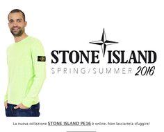 La nuova collezione Stone Island #PE16 è online. Non lasciartela sfuggire! ► #SpedizioneGratuita #menswear