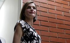 Queen Letizia visits Honduras - Day 2 26/05/2015