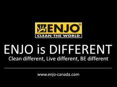 ENJO is DIFFERENT