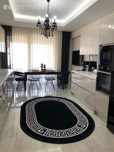 Home Design Decor, House Design, Home Decor, Sweet Home, New Homes, Kids Rugs, Kitchen, House And Home, Houses