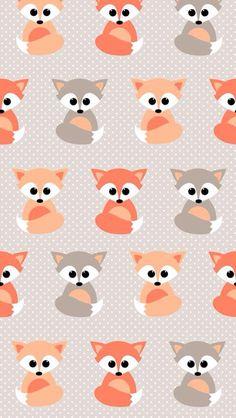 Mobile Wallpaper Phone Wallpaper Cute Animal Wallpaper Kawaii Wallpaper Cellphone Wallpaper