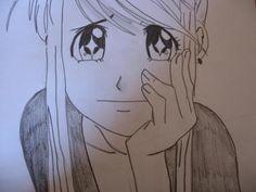 Comment Dessiner Un Manga Facile Mangas Juju Pinterest