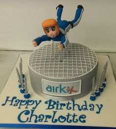 Airkix themed cske - indoor skydiving, definately one of my favourites 12th Birthday Party Ideas, 14th Birthday, Girl Birthday, Birthday Parties, Happy Birthday, Birthday Cake, Backyard Barn, Indoor Skydiving, Cake Models