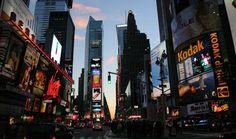 Times Square is a must-see on a trip to New York City... what to do on a 3-day trip to the big apple
