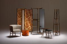 Gruppenbild der Kollektion «Les Nécessaires d'Hermès»
