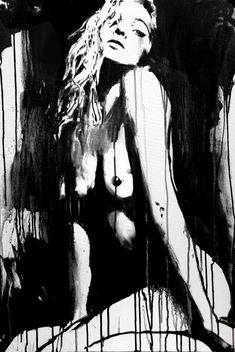 """Saatchi Kunstenaar Loui Jover;  Schilderen, de """"witte .... (VERKOCHT)"""" #art"""