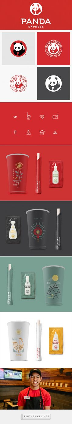 Global Identity for Panda Express by Studio MPLS