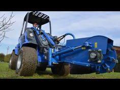 Rogneuse de souche avec MultiOne Monster Trucks, Public, Tree Stump, Interview