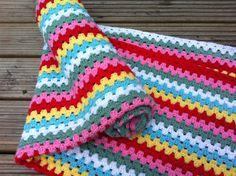 Granny blanket