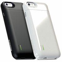 ASCII.jp:保護+使用時間UP! iPhone 6sの薄型バッテリー内蔵ケース