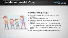 #Windiabetes shares #Tip on #HealthyEating #EatingOut #DiabetesCare. #WinzDiabetes