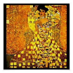 Poster-Classic/Vintage-Gustav Klimt 18