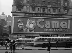 amazing nyc photography | really great Tumblr site with a ton of photos from NYC Past .