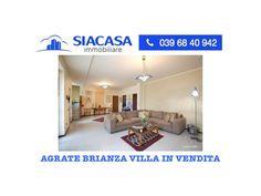 Agrate Brianza (Monza Brianza) Villino in Vendita - Residenziale Busines...