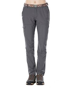 Climbing-Women's Lightweight Quick Dry Breathable Mountain Pants