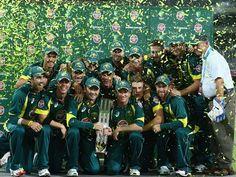 Australia Team Back at No.1 Spot in ODI Ranking