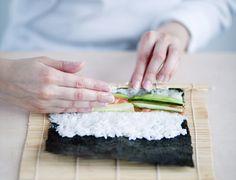 sushin valmistaminen