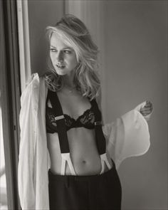 Naomi Watts - GQ by Mark Seliger, August 2002 Beautiful Celebrities, Beautiful Actresses, Beautiful Women, Naomi Watts, British Actresses, Actors & Actresses, Suspenders For Women, Meet Women, Foto Pose