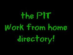 The Best Work from Home Directory | www.EveryWorkFromHomeOpportunity.com...