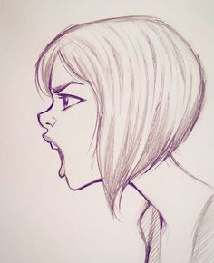 Woman Yelling (Cameron Mark or Christina Lorre)