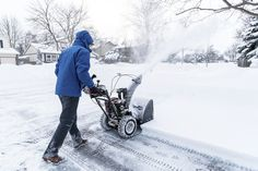 Hundreds of people seriously injure fingers and hands each year while using snow blowers. Here are 12 ways not to be one of them.