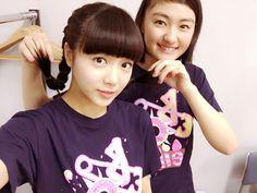 私立恵比寿中学 公式ブログ - 中山莉子のブログ。 - Powered by LINE 中山莉子と小林歌穂