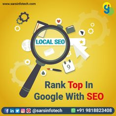 Know the power of Local SEO.  We provide result oriented Search Engine Optimization techniques which will boost the ranking of your website in Google.  To know more Ping us on Whatsapp @ +91 9818823408   #seo #marketing #advertising #marketingstrategy #marketingagency #marketingdigital #business #businesscasual #LocalSEO #Seo #GoogleMyBusiness #websitedesigner #webdesign #advertisingagency #advertisement #graphicdesign #graphicdesigner #graphicdesigns #digitalmarketing #marketingtips Seo Marketing, Digital Marketing, Local Seo Services, Best Web Design, Web Design Company, Advertising Agency, Search Engine Optimization, Online Business, Website