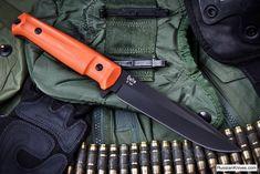 Delta tactical knife by Kizlyar Supreme
