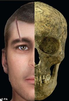 Facial reconstructions peer out from the Scottish Dark Ages Interesting History, Interesting Faces, Ancient Egypt, Ancient History, Forensic Facial Reconstruction, Forensic Anthropology, Forensics, Dark Ages, British History