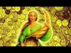 Diosa abundia ritual para ganar la loteria - YouTube