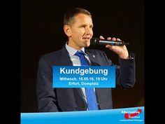 Björn Höcke (AfD): Rede in Erfurt - Der Islam (18. Mai 2016)