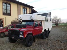 land rover camper - Page 27