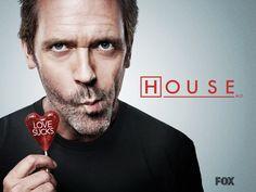 I've just rediscovered House on Lightbox - LOVE Hugh Laurie! #lightboxing #officialblogger