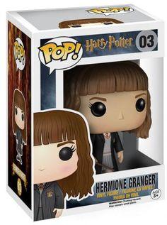 Hermine Granger 03 - Funko Pop! van Harry Potter